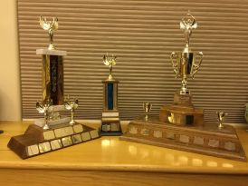 Surrey Dance Festival Trophies
